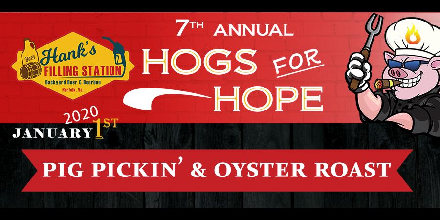 Hogs for Hope Pig Pickin' & Oyster Roast