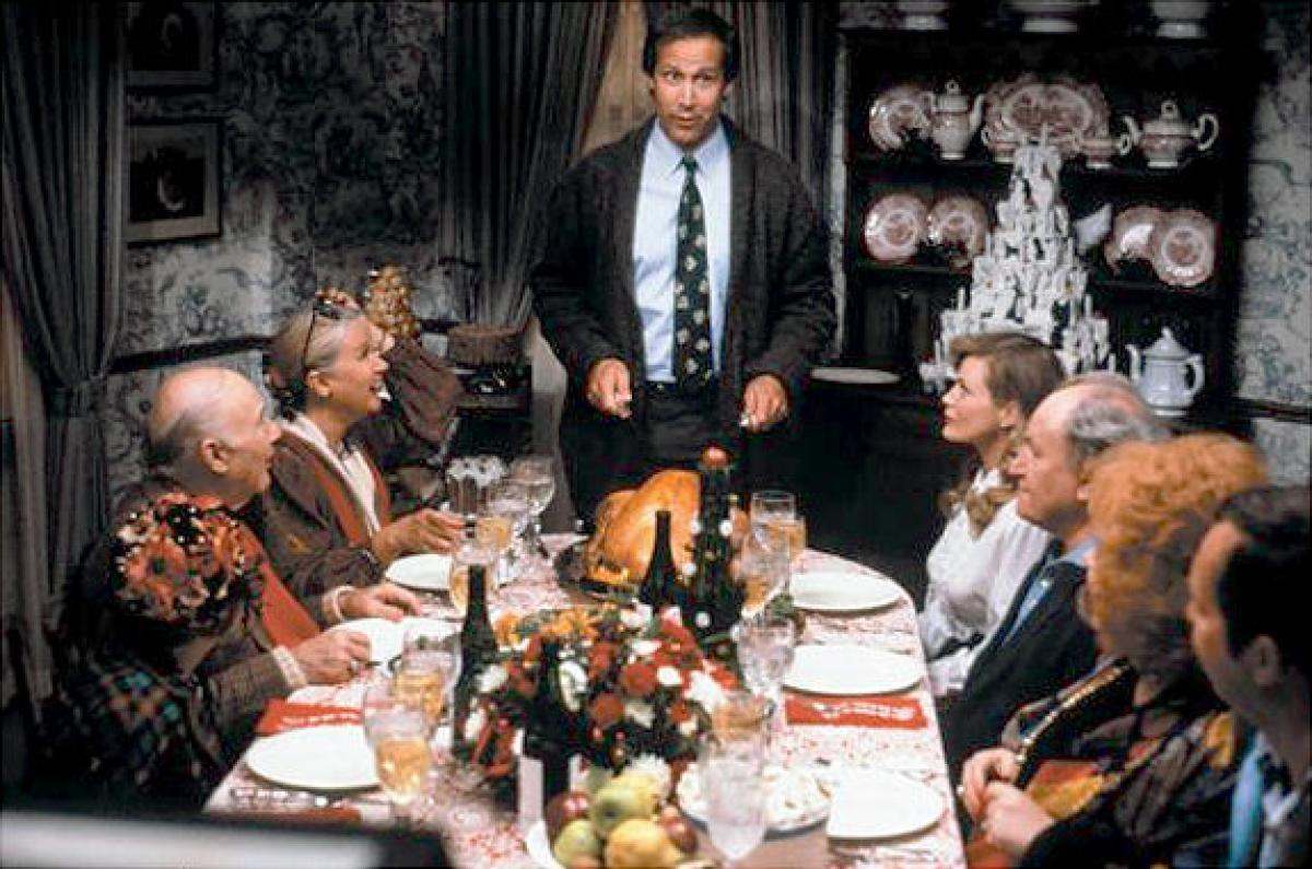 Griswold Thanksgiving