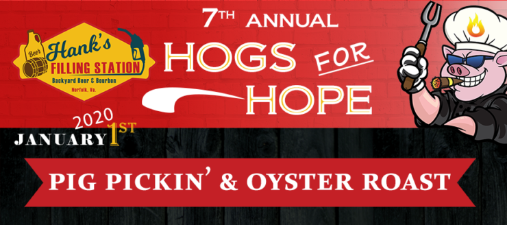 Last Day for Hogs For Hope Discounted Tickets