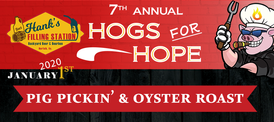 Get your Hogs for Hope tickets now