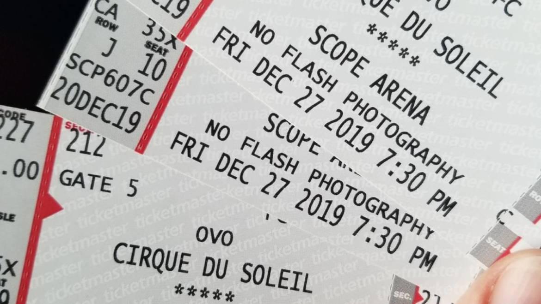 Are you a Cirque Du Soleil fan?