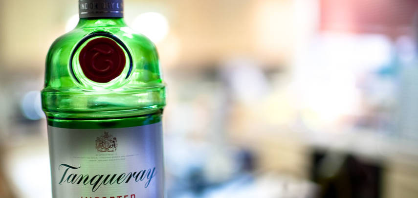 Tanqueray Gin & Cocktails Tasting