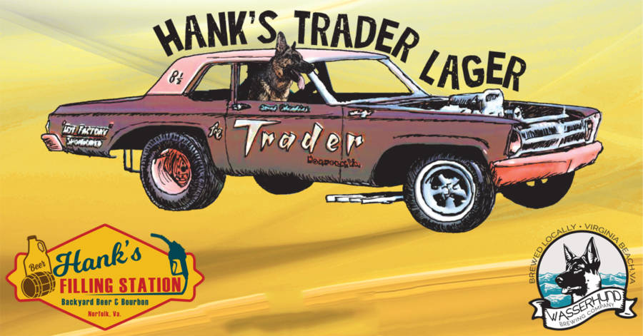 Hank's Trader Lager