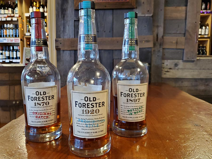 Grab an Old Forester for Dad