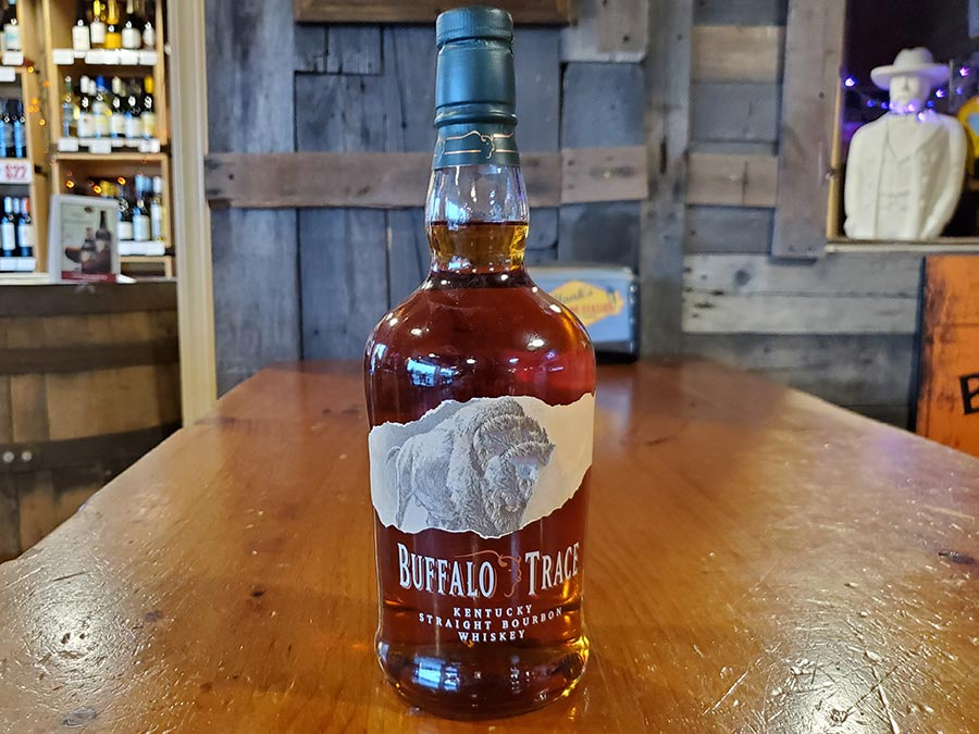 Grab a Buffalo Trace for Dad