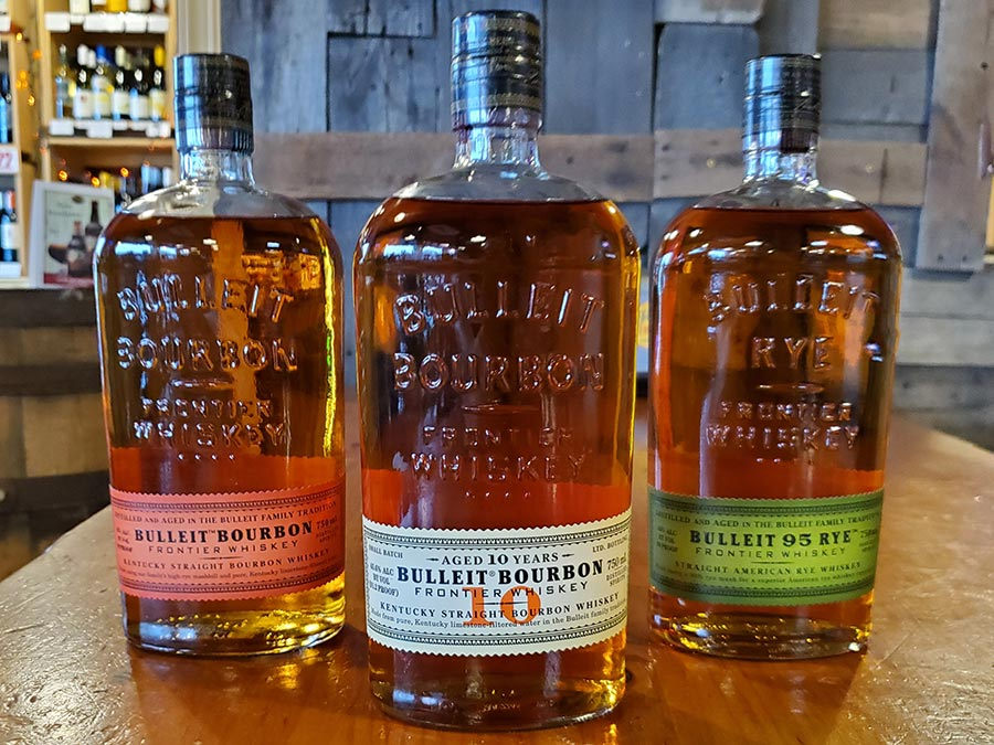 Grab a Bulleit for Dad