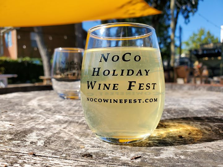 2nd Annual NoCo Holiday Wine Fest