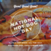 We're celebrating National Hot Dog day!