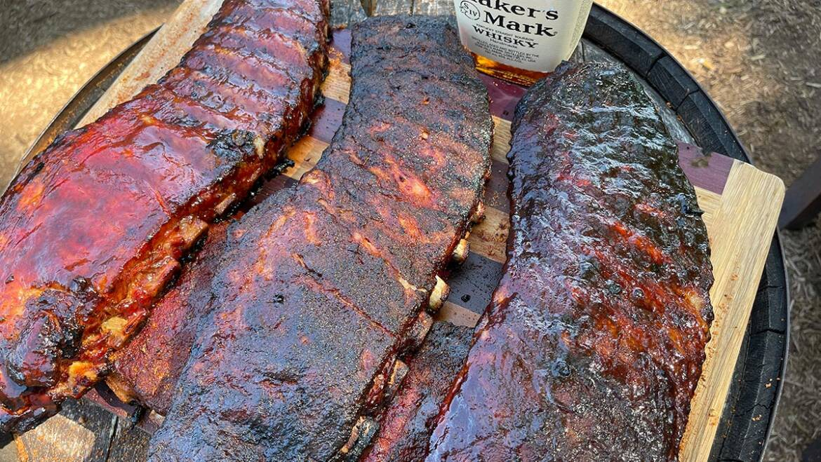 Treat Dad to his favorite smoked meats and tasty bourbons on Father's Day