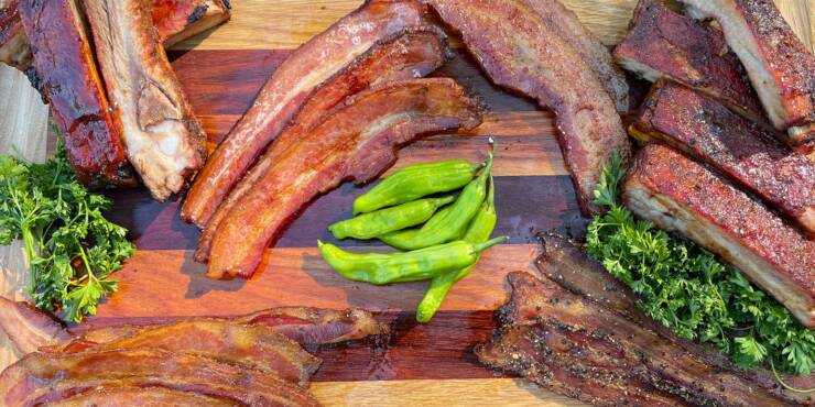 Get your tickets now for Father's Day Bacon & Rib Fest