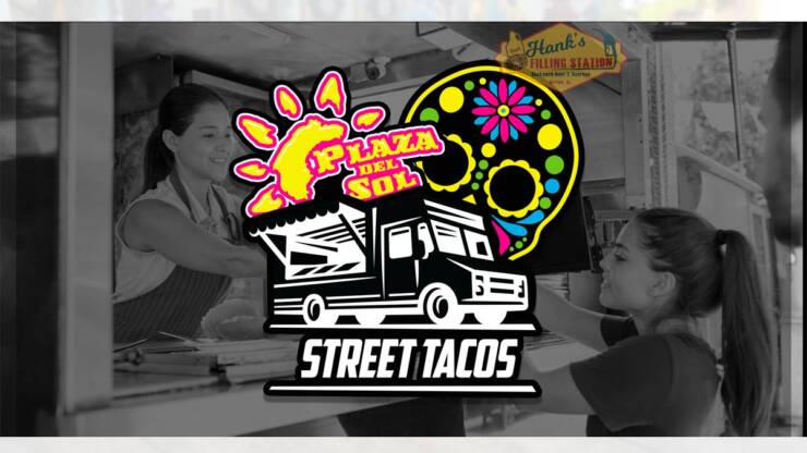 Food Truck Tuesday @ Hank's