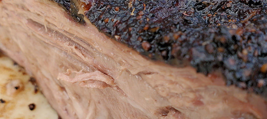 Brisket Lunch Pop-up is today. Get here quick before sell out