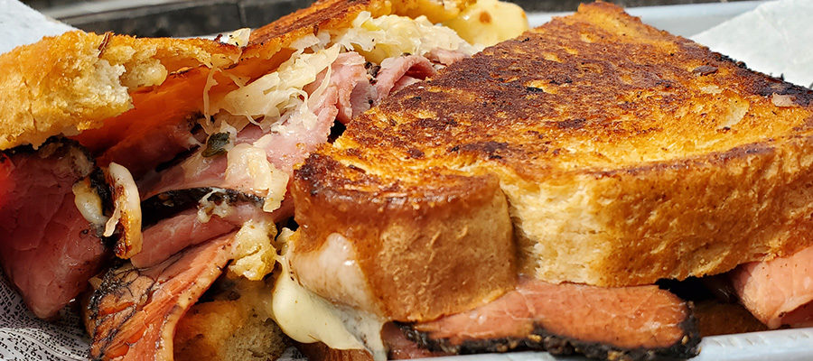 Looking for that dynamite Reuben?
