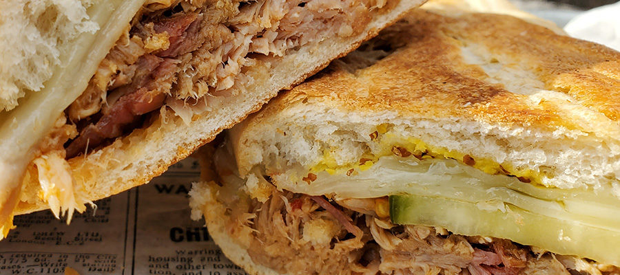This Cuban 🥪 is calling your name