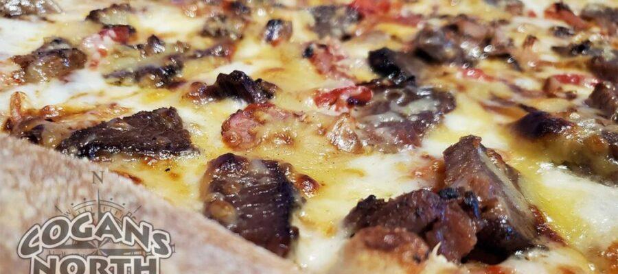Celebrating National Brisket Day with Pitmaster Pizza