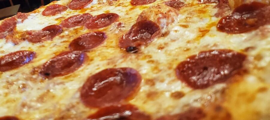 A pie you don't have to share: Cogans Personal Pizza