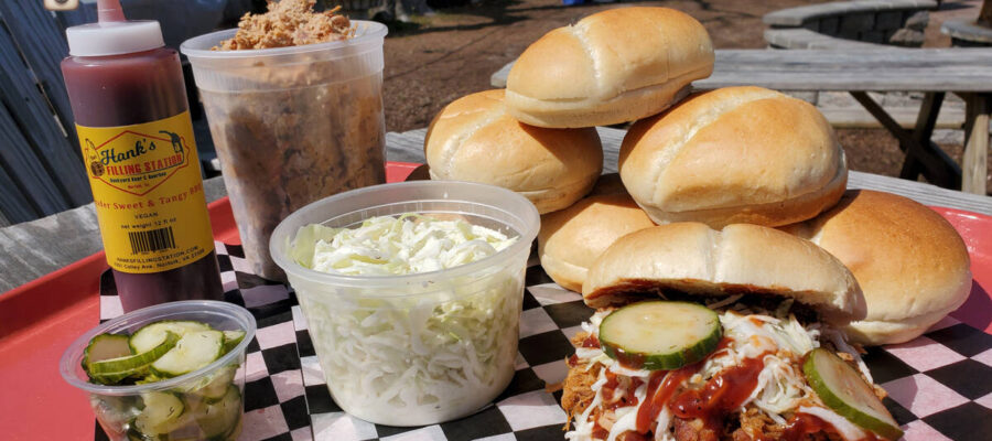 Let our Pitmasters do the cookin' for you today